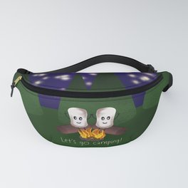 Let's Go Camping! Fanny Pack