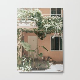 Los Angeles Life Metal Print