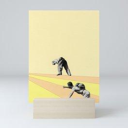 Mountaineers Mini Art Print
