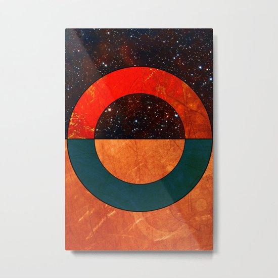 Abstract #129 Metal Print