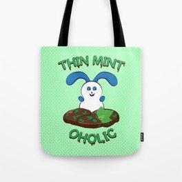 Ernest | Thinmintoholic Tote Bag