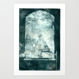 VIEW// Art Print