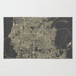 Las Vegas Map #1 Rug
