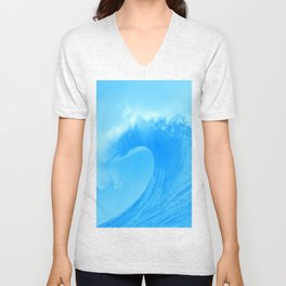 Ripped (Perfect Wave) Unisex V-Neck