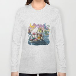 Owl and the Pussycat Long Sleeve T-shirt