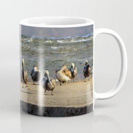 Mystic Magic Pelicans Coffee Mug