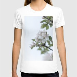 Apple tree spring blossoms T-shirt