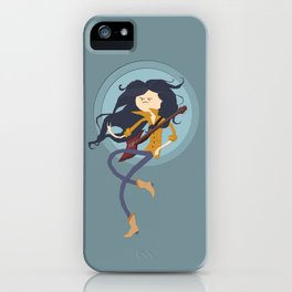 Marcy  fanart  iPhone Case