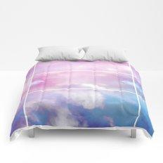 Pastel Sky II Comforters