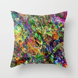 AQB-CE CollabX2 Throw Pillow
