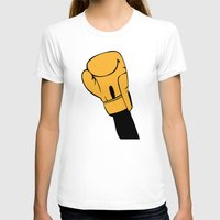 rocky T-shirts featuring Rocky by FilmsQuiz