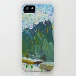 Hawthorne Canal iPhone Case