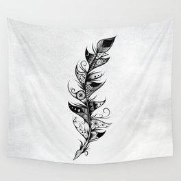 Feather Wall Tapestry