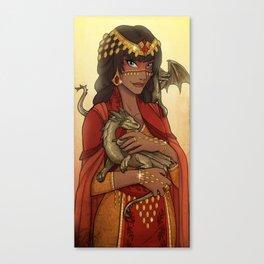 Hazan- Autumn Canvas Print
