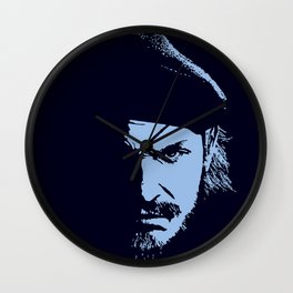 Big Boss (Snake / metal gear solid) Wall Clock