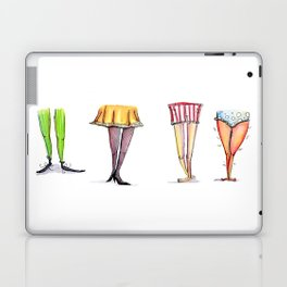 Legwork Squared Laptop & iPad Skin