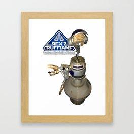 Rex's Ruffians Framed Art Print