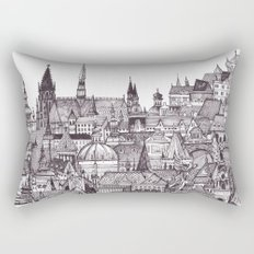 Prague Rectangular Pillow