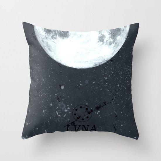LVNA Throw Pillow