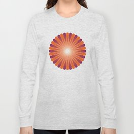 Spherical Pattern 1 Long Sleeve T-shirt