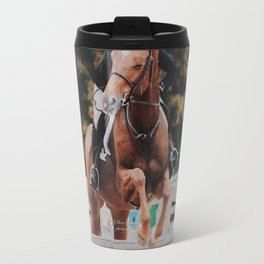 """I can do it with my eyes closed!"" Travel Mug"