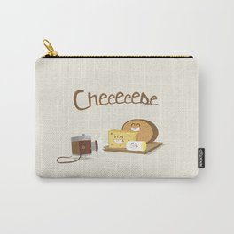 cheeeese Carry-All Pouch