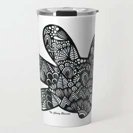 Micky Mouse Hand Travel Mug