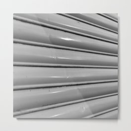 Blinds – Jalousie Metal Print
