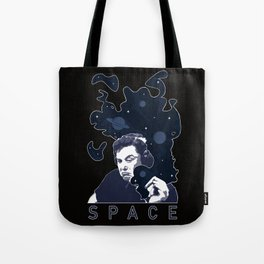 Smoke of Creation Tote Bag