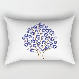 Evil Eye Tree Rectangular Pillow