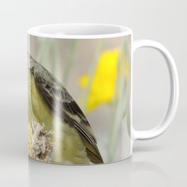 Feasting Finch Coffee Mug