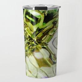 432 - abstract glass design Travel Mug