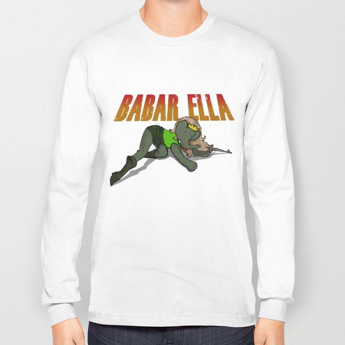 Babar Ella Long Sleeve T-shirt