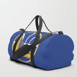 Warriors Logo Duffle Bag