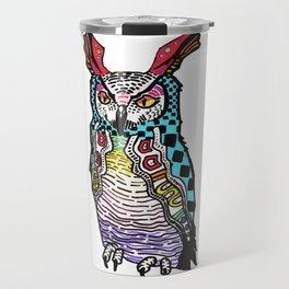 Mayan NightOwl Travel Mug