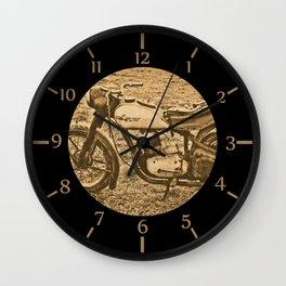 Jawa motorcycle Wall Clock