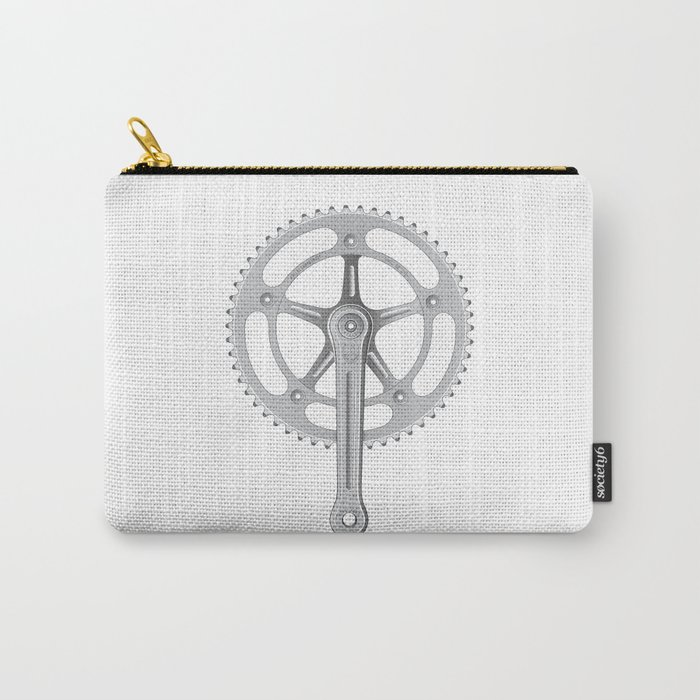 Campagnolo Track Chainset, 1974 Carry-All Pouch