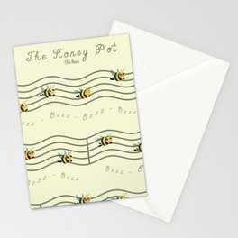 The Honey Pot Stationery Cards