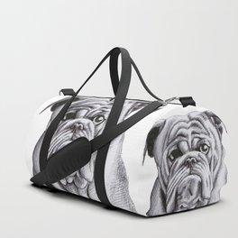 Bulldog Duffle Bag