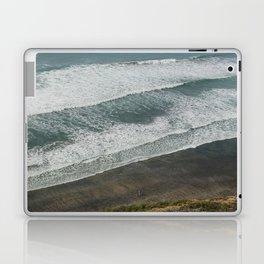 Waves on the Beach Laptop & iPad Skin