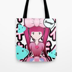 CANDY CANDY. Tote Bag