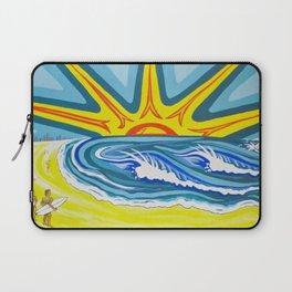 Surfers Summer Days Laptop Sleeve