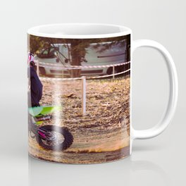 Motorbike cross racing Coffee Mug