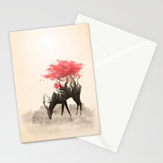Revenge of the forest Stationery Cards