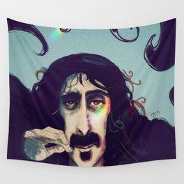 Frank Zappa Wall Tapestry