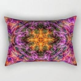 Awakening Rectangular Pillow