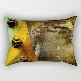 Bridging a Gap Rectangular Pillow