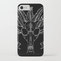 coyote iPhone & iPod Cases featuring Coyote by Frida Quennerstedt