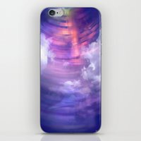 blur iPhone & iPod Skins featuring Blur by Stacey Cat