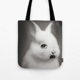 G.W Rabbit Tote Bag